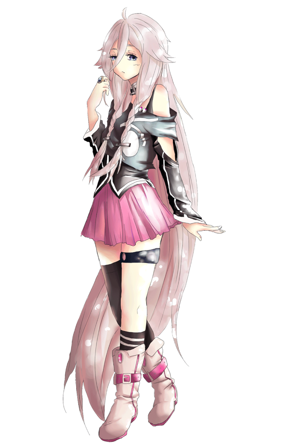 Vocaloid: IA by Maya-chan96 on DeviantArt  Vocaloid: IA by...