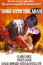 Gone with the Adam by poodle-of-darkness