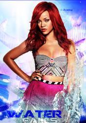 Rihanna's WaterFalls by Tilyoko