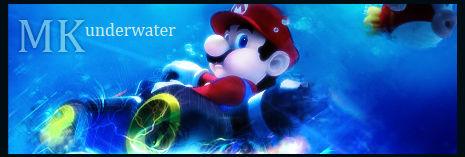 MK underwater