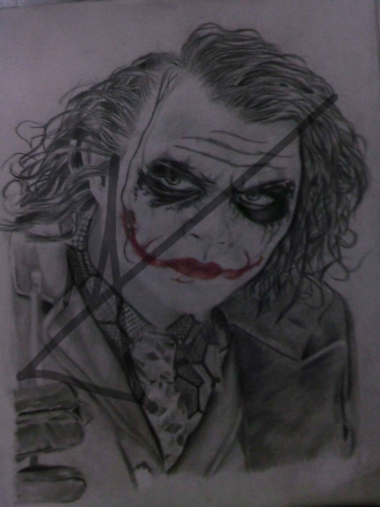 The Joker (Finished) by MaiaDrawTheSky