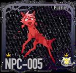 NPC 005: Puzzle