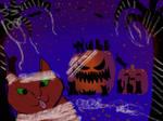 Halloween Warriors!