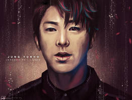 Jung Yunho by xtheLASTbullet