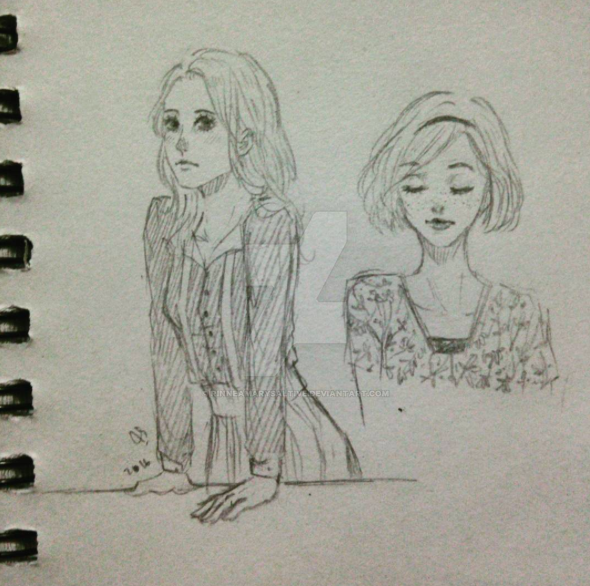 sketch by rinneamarysaltive