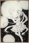 InkTober -05 -Hatsune Miku