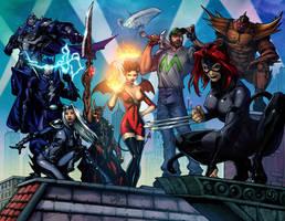 The Tempest Legion