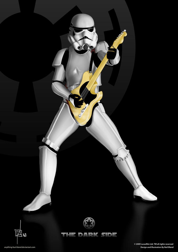 Stormtroopers rock by Anything-But-Bland
