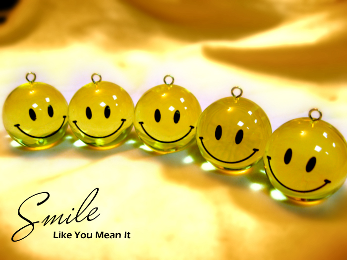 Smile Like You Mean It by smile on DeviantArt