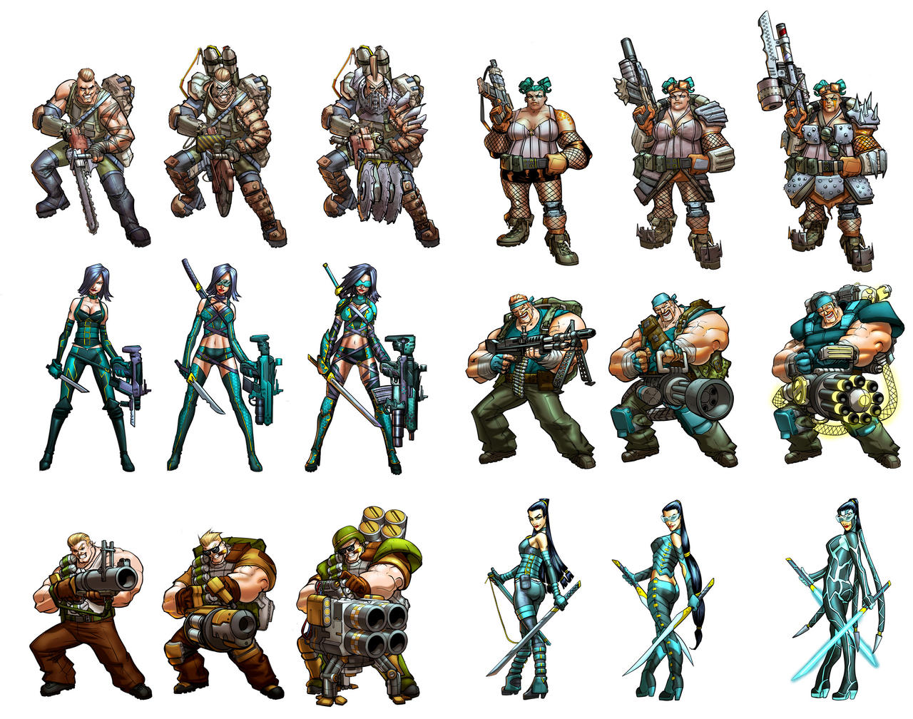 Character Design Evolution : Evolution art fat rascal games by billydallaspatton on