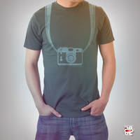 Camera t-shirt 2 by mohanmadabd