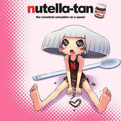Nutella tan by KlausReinbachIII