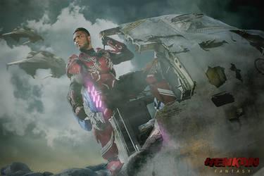 Spartan Halo by AntonioGN