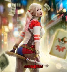 Harley Cosplay by AntonioGN