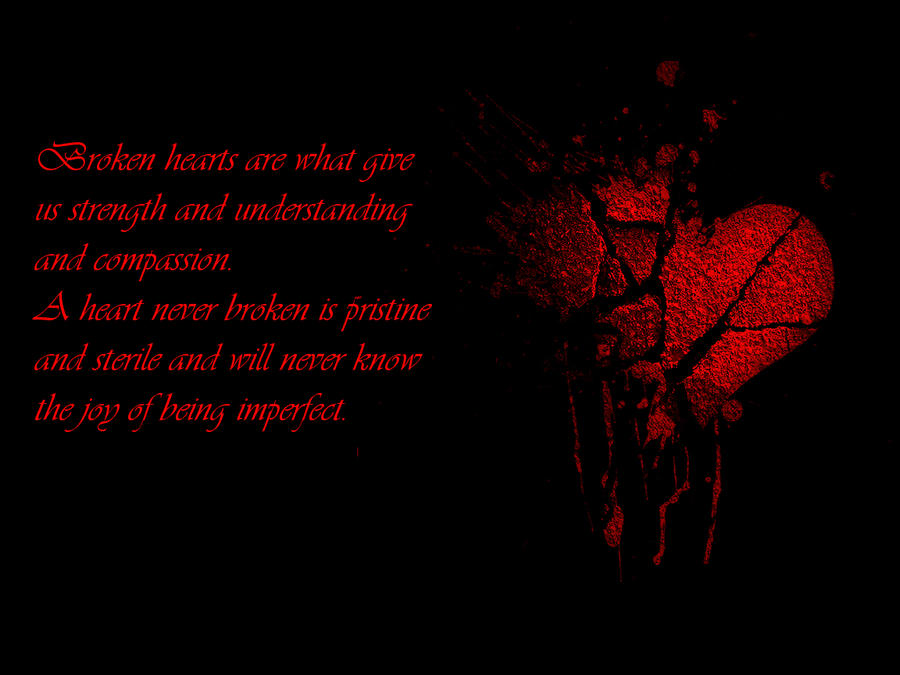 quotes about broken hearts. with roken hearts. quotes