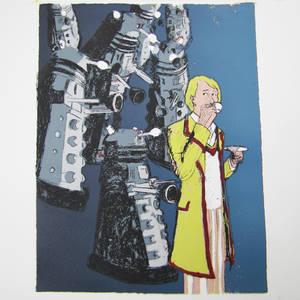 Tea Time of the Daleks