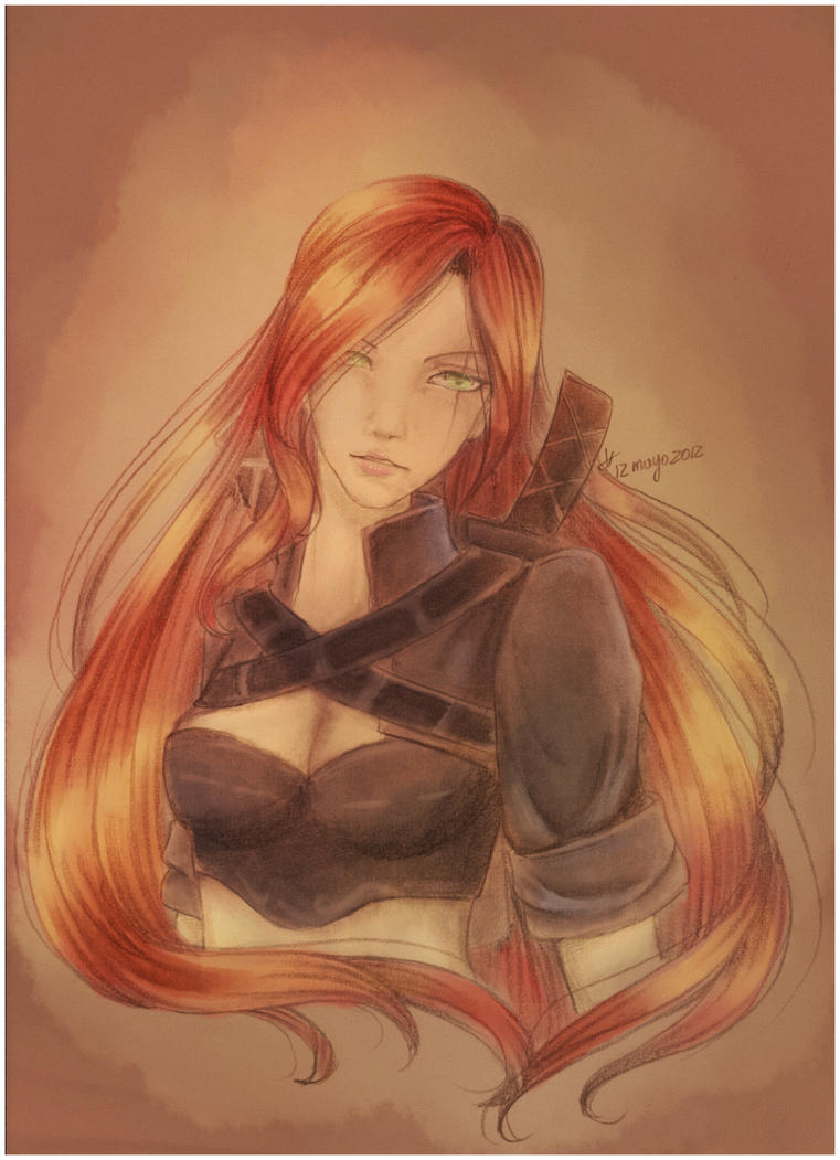 Katarina by Cirath