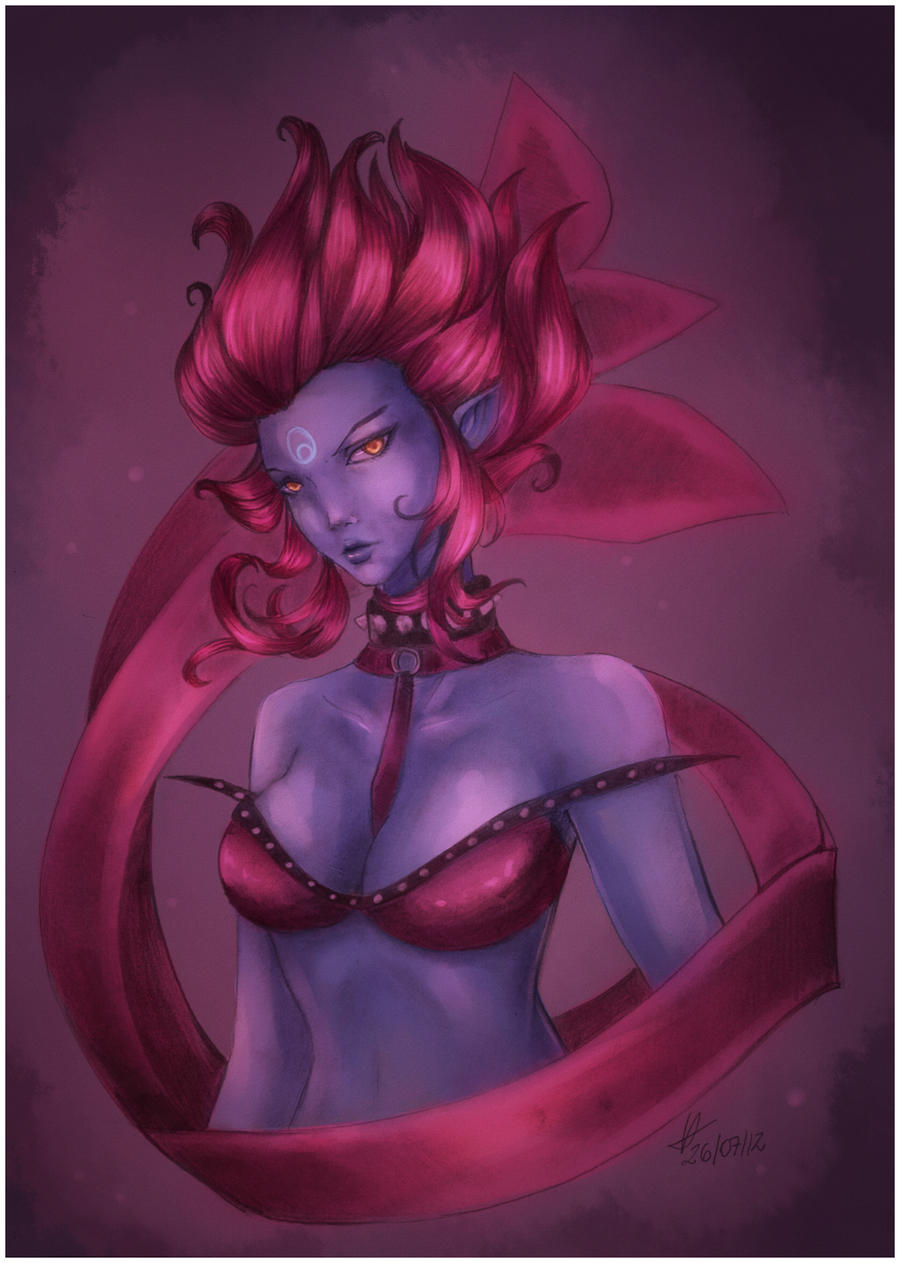 Evelynn by Cirath