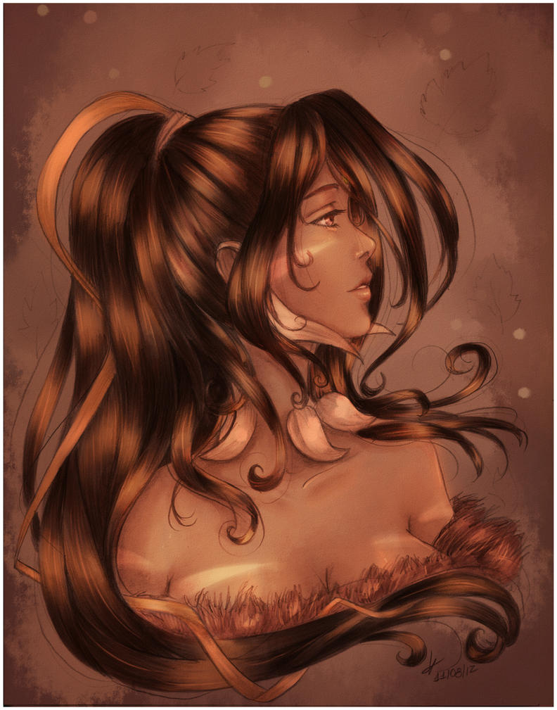 Nidalee by Cirath