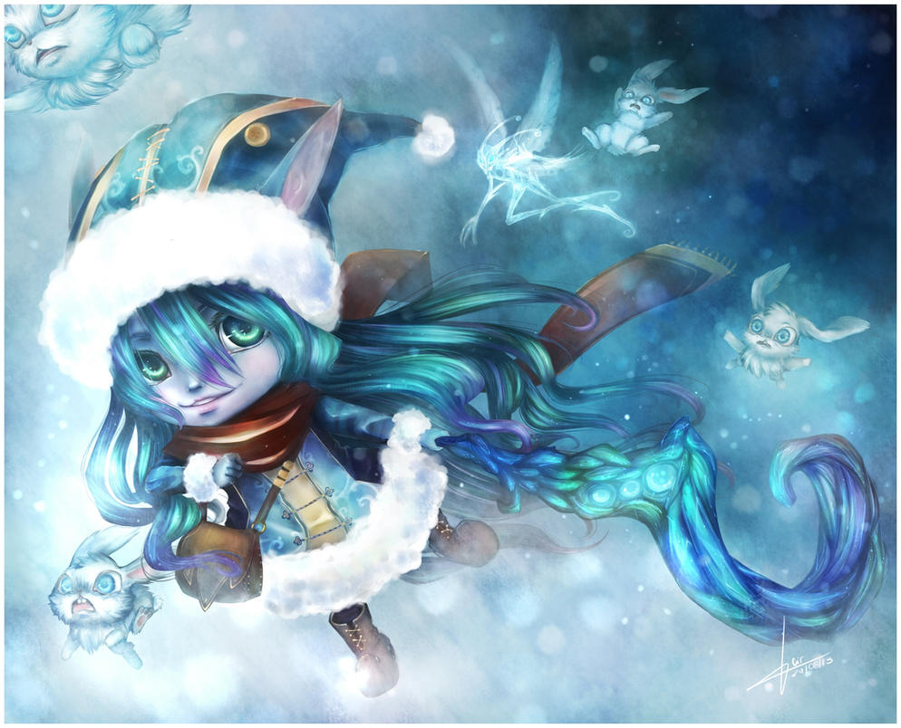 S.I: Freezing Blizzard Lulu by Cirath