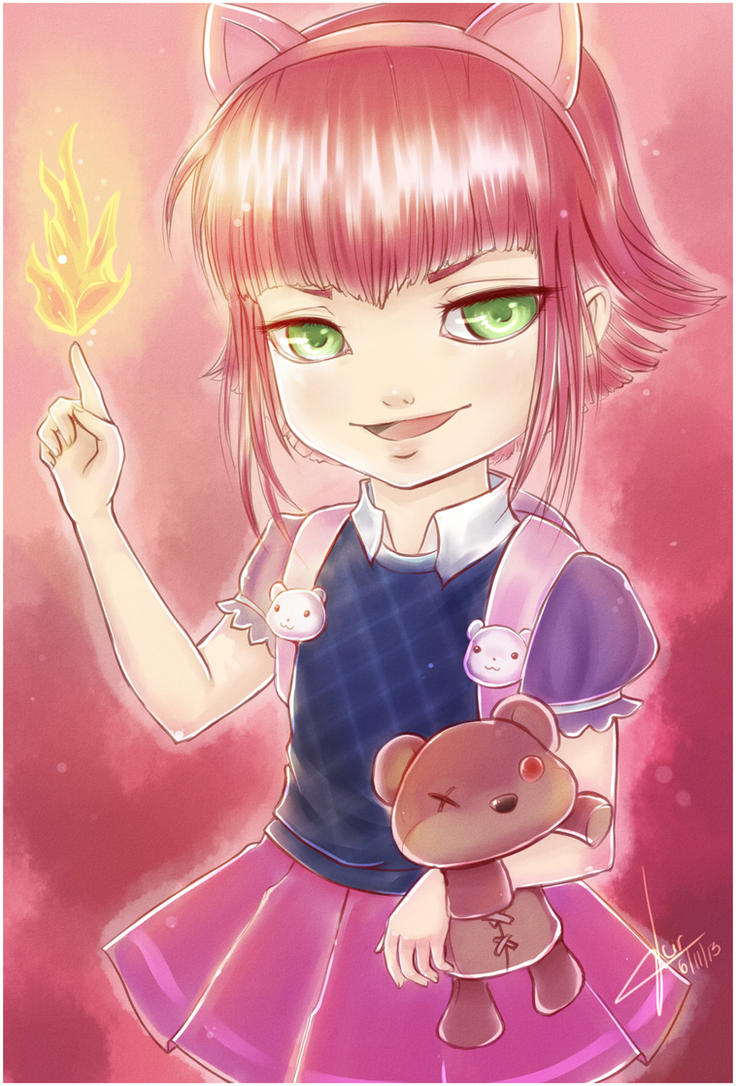 Annie by Cirath