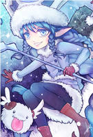 Winter Wonder Lulu by Cirath