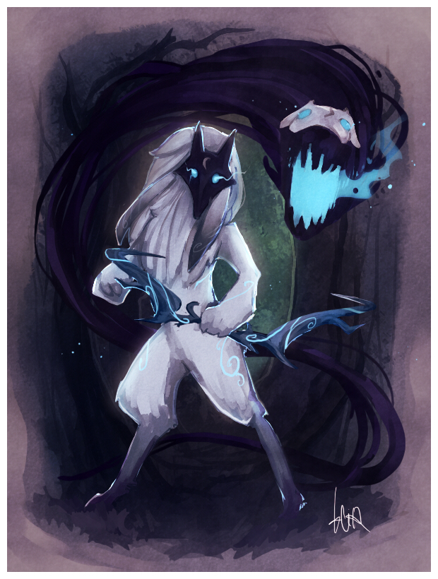 Smol Kindred by Cirath