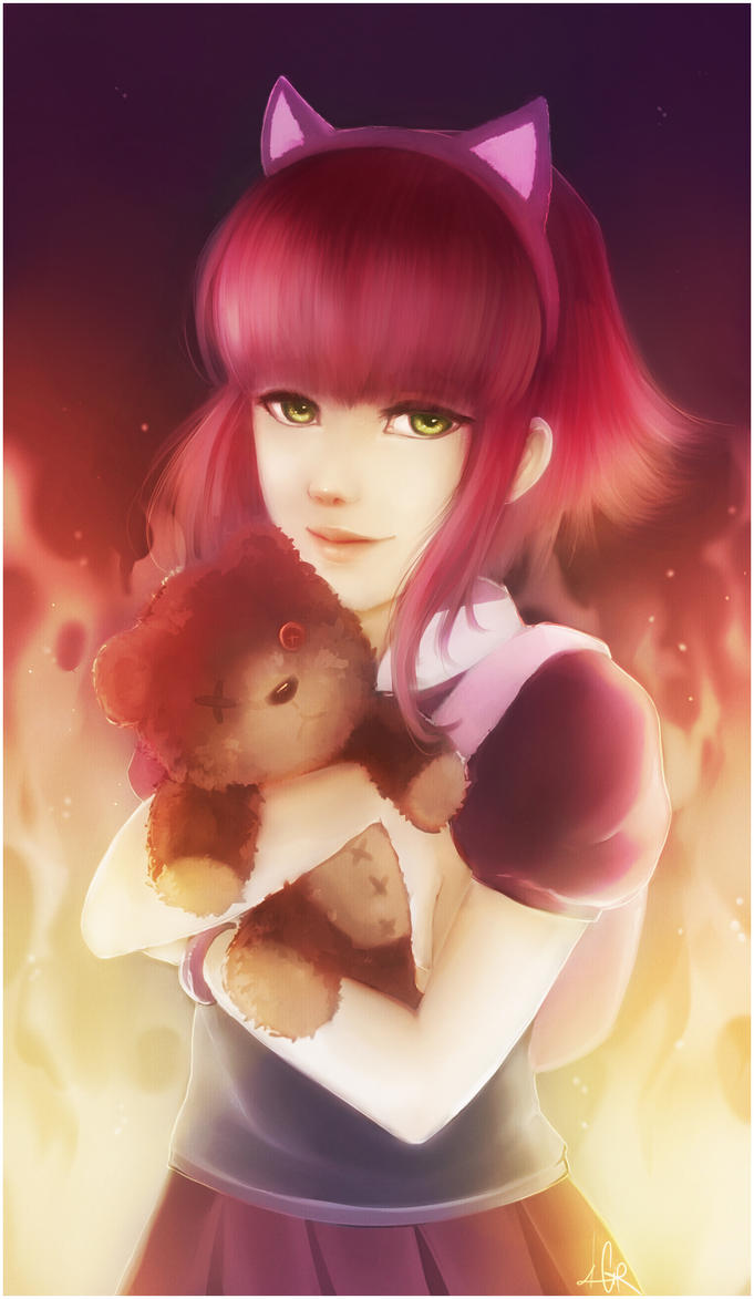 A.I: Little Annie by Cirath