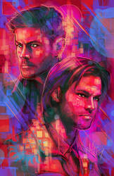 The Winchesters by Sempaiko