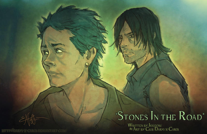Caryl Club Comic Cover by Sempaiko