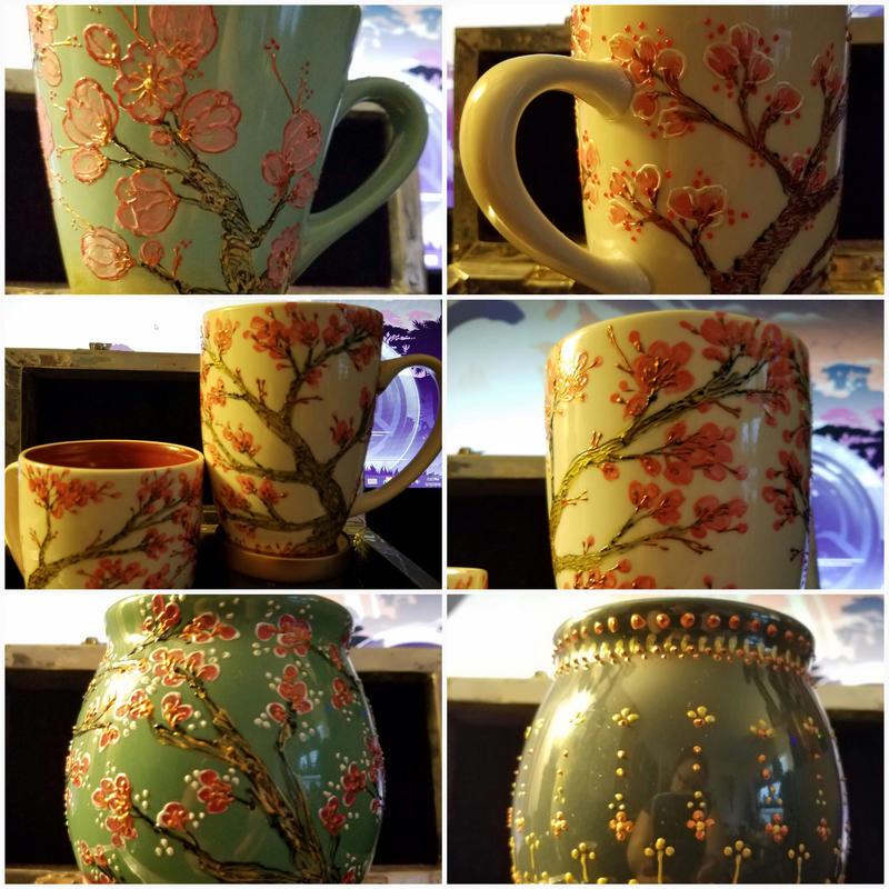 Mugs I by Sempaiko