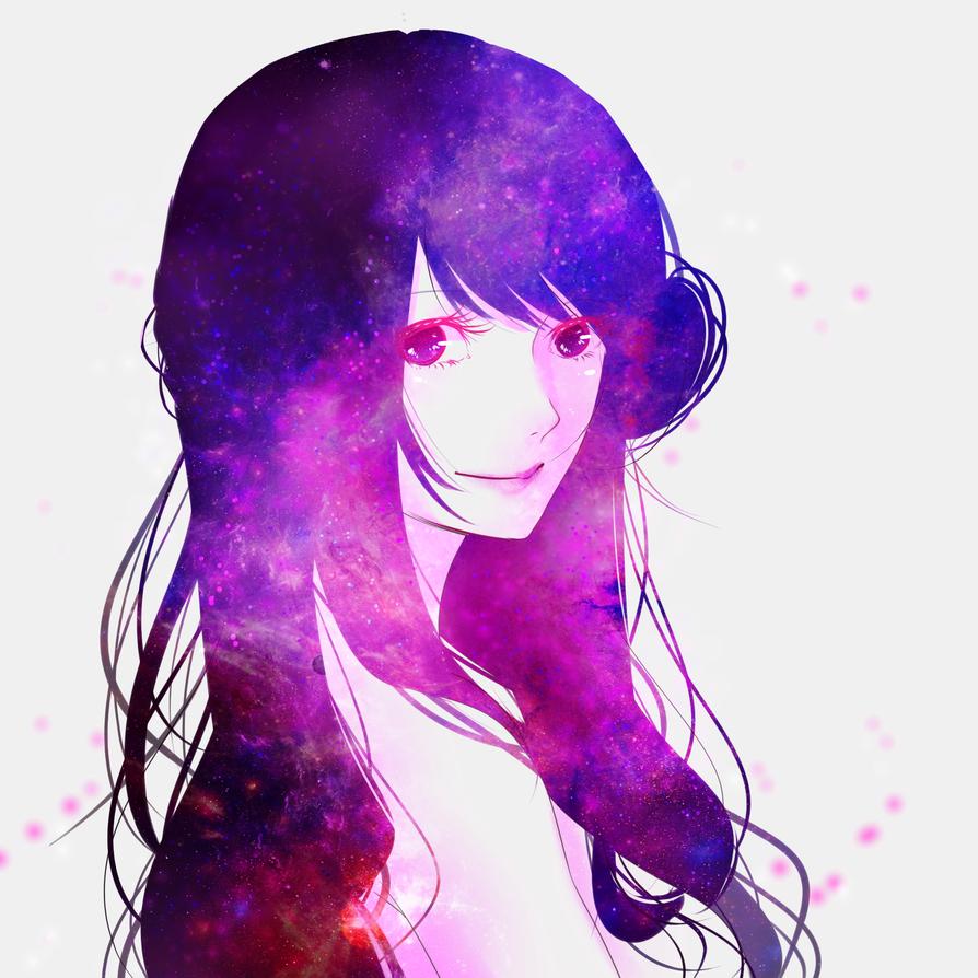 Galaxy by bluemanaphy