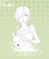 Jadyn -- Linework