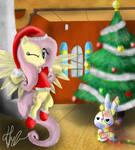 Merry Christmas Fluttershy