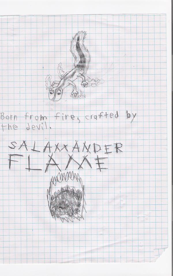 salamanderFLAME by salamanderFLAME