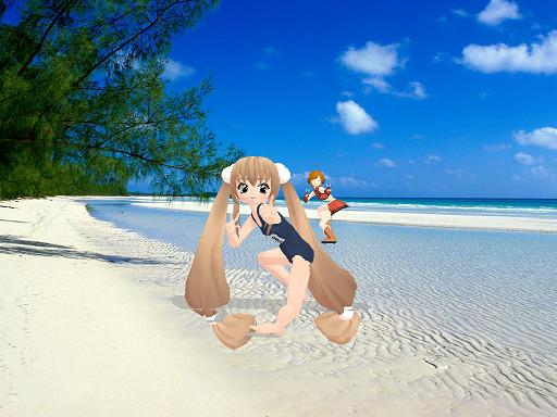 MMD- Kokone Rin and Meiko by missxmello