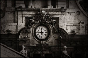 New York Time by 2ga