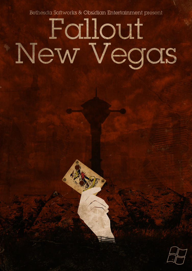 Playin' in the 70's Fallout New Vegas by Margenal