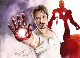 Tony Stark by maya-Notliketheother