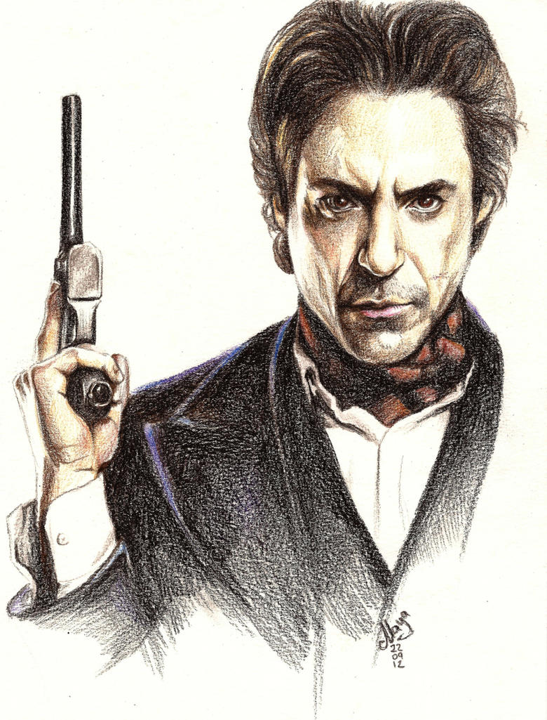 Holmes by maya-Notliketheother