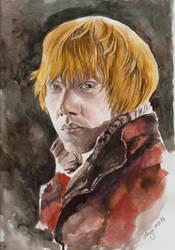 Ron Weasley by maya-Notliketheother