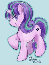 pony starlight Glimmer colors