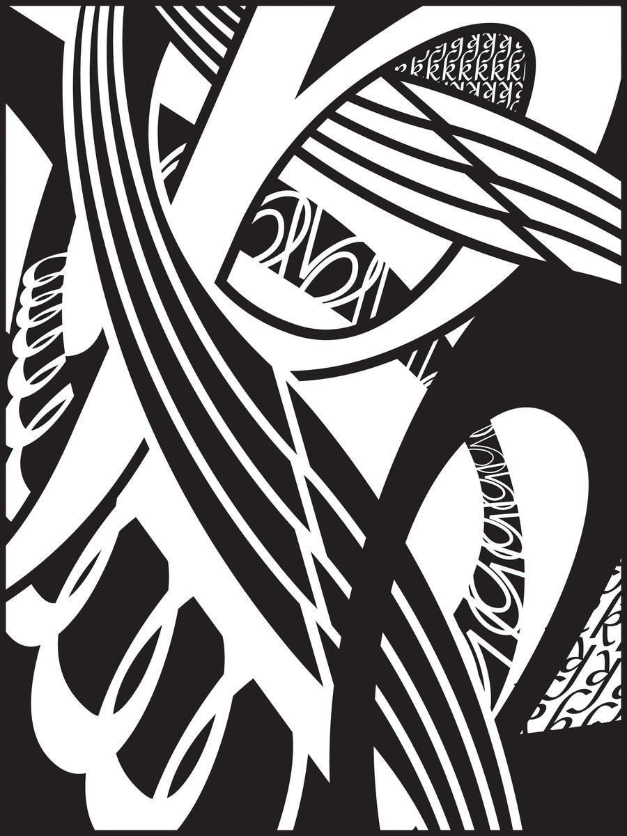 Letterform Project By BourgeoisBohemian On DeviantArt