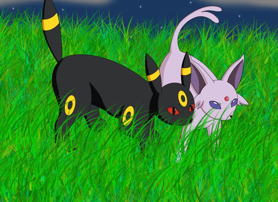Umbreon And Espeon Mating Story