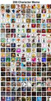 200 Character Meme