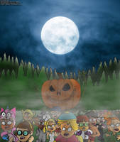 You should let The Great Pumpkin eat you all!