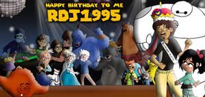 24th Birthday Celebration