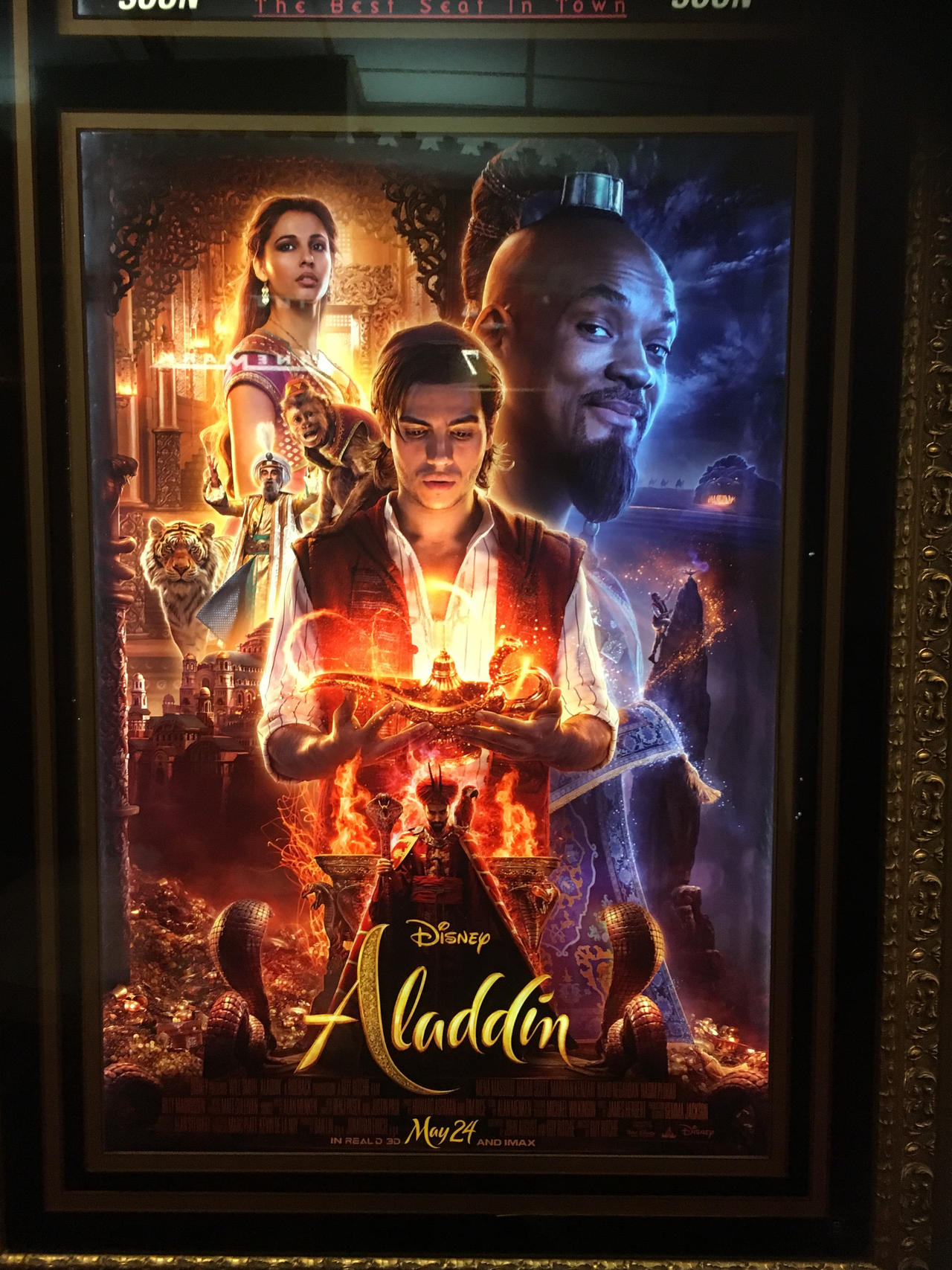 Aladdin 2019 poster by rdj1995 on deviantart - Aladdin 2019 poster ...