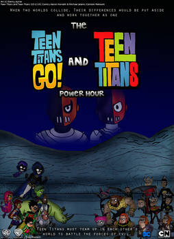 The TT and TTG Power Hour Movie Poster