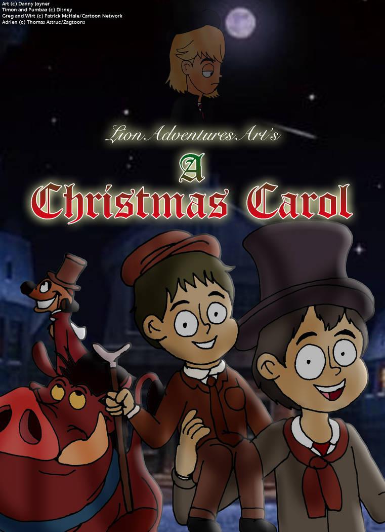 A Christmas Carol (LionAdventurers
